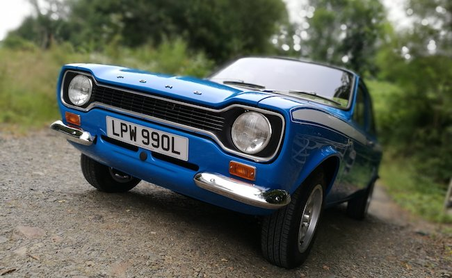 MK 1 Ford Escort For Sale The Escort Agency