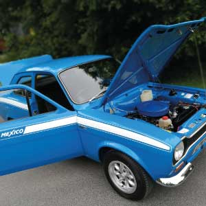 The Escort Agency Ford Escort Restoration Mechanical